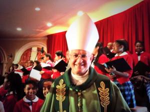 Arch. Kurtz @ Catholic Social Minsitry Gathering