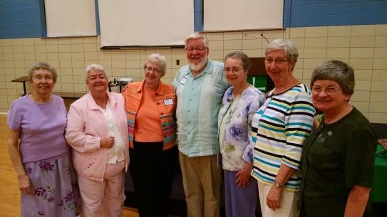 Retirees 2015