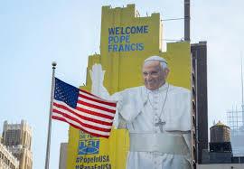 Francis & USA Flag