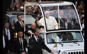 Pope in NY 1