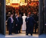 Pope in NY 4