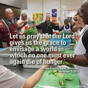 Hunger Prayer